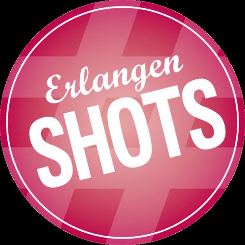 Erlangenshots die Instagram Ausstellung in Erlangen Logo